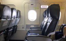 Jetstar 3K 533 Budget Airline Emergency exit seats legroom