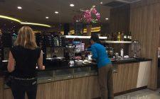 SATS Lounge Singapore Changi Terminal 1 Food